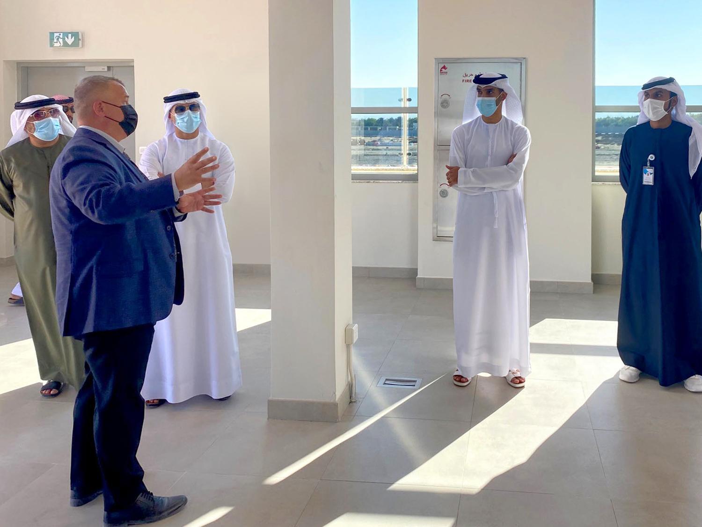 Photo: SRTIP UAE, Unitsky String Technologies, Inc.